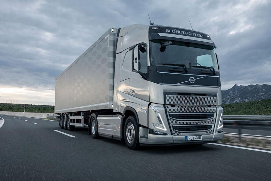 В Европе резко снизились продажи грузовиков