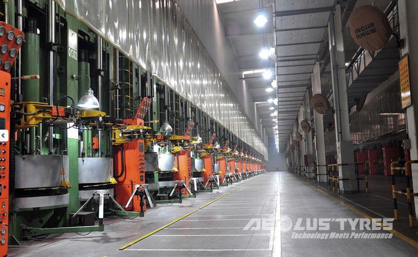 По итогам прошлого года чистая прибыль Aeolus Tyres увеличилась в 11 раз