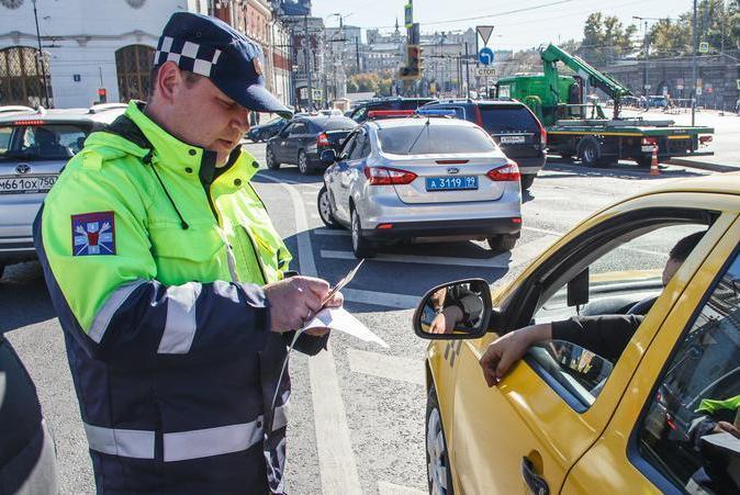 Таксистов станут строже наказывать за нарушения