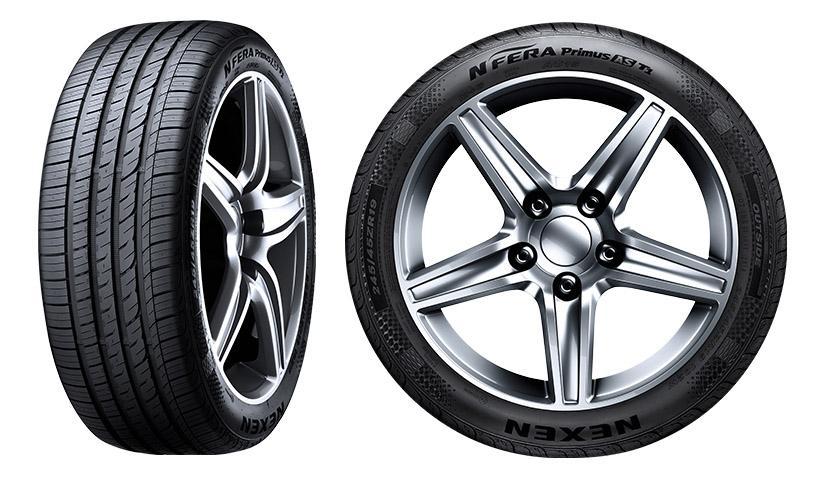 Новая Nexen N'Fera Primus AS T1 - роскошный дизайн для роскошных седанов