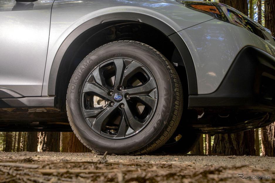 Шины Yokohama выбраны для заводской комплектации новых Subaru Legacy и Outback