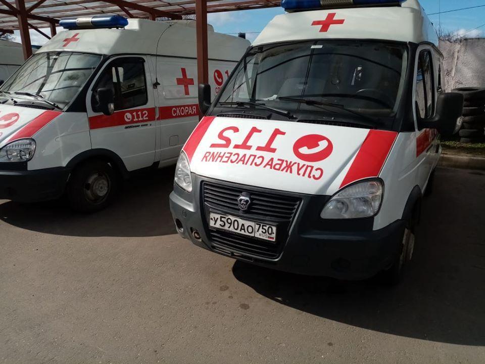 Мишлен оказывает поддержку медицинским учреждениям Подмосковья