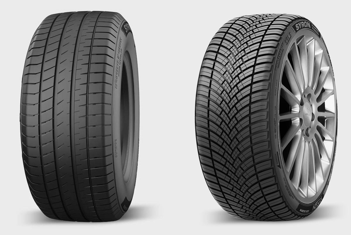 Syron Tires расширяет предложение в линейке Premium