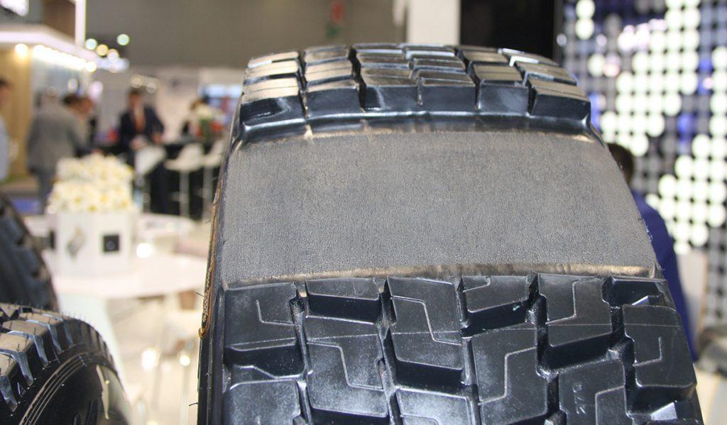 В 2021 году «КаМаРетрэд» планирует восстанавливать ЦМК шины «камовскими» лентами