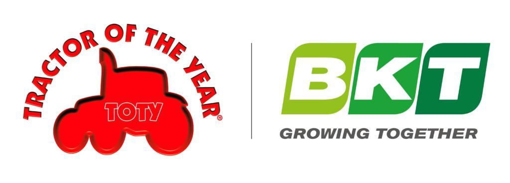 BKT Tires - новый партнер премии Tractor of the Year