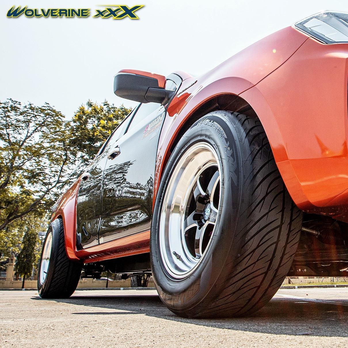 Raiden Wolverine XXX - новая стильная «обувь» для пикапов из Таиланда