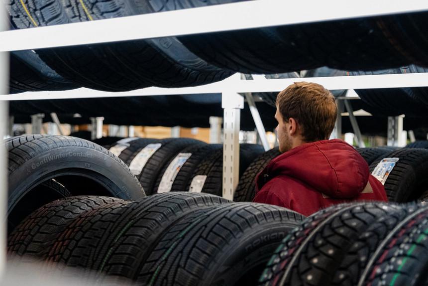 Онлайн-продажи шин в Беларуси выросли на 70 процентов