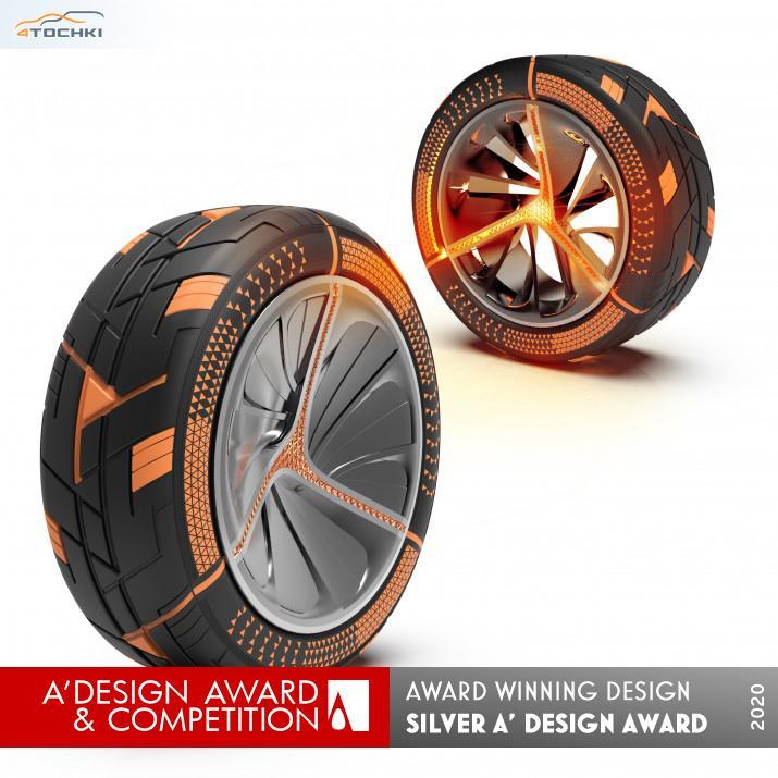 Концепт-шина Maxxis T Razr отмечена премией A' Design Award 2020