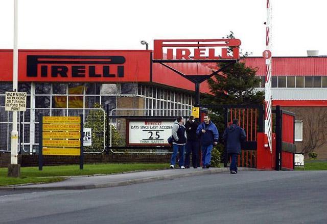 Пирелли возобновляет производственную деятельность в Великобритании