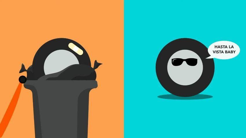 Австралийские ученые придумали «суперклей» для ремонта автопокрышек