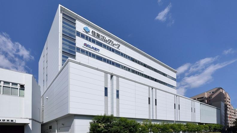Sumitomo сообщила о резком падении финансовых показателей по итогам I квартала