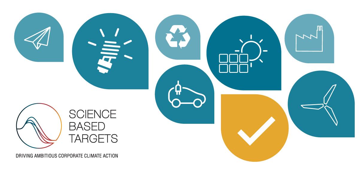 SBTi одобрила целевые экологические показатели компании Мишлен