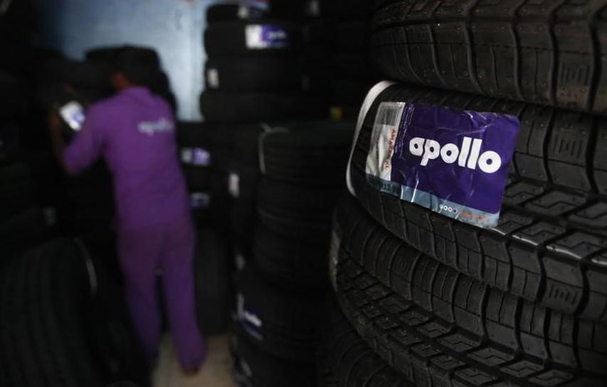 По итогам минувшего финансового года выручка Apollo Tyres уменьшилась на 6,8 процента
