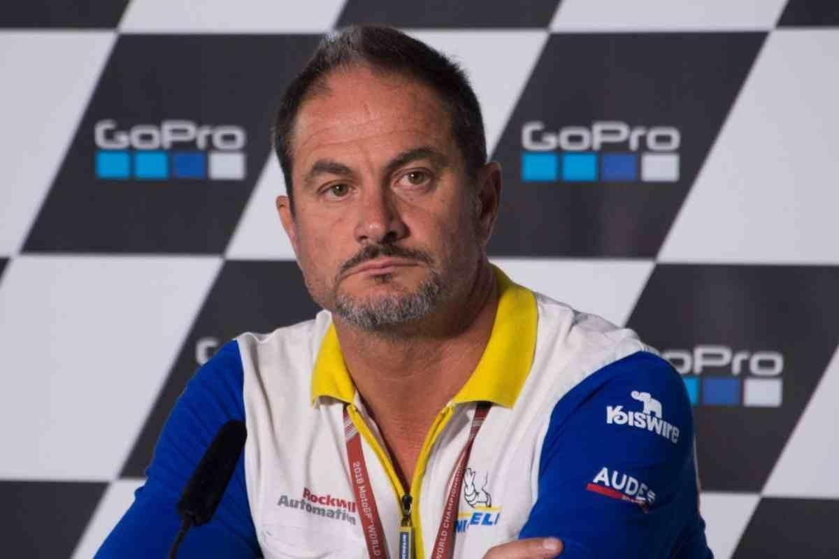 Мишлен переносит дебют новой передней шины для MotoGP на 2022 год
