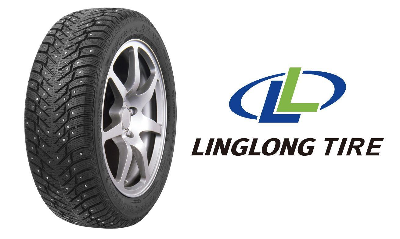 Linglong готовит к следующей зиме новую шиповку Green-Max Winter Grip 2