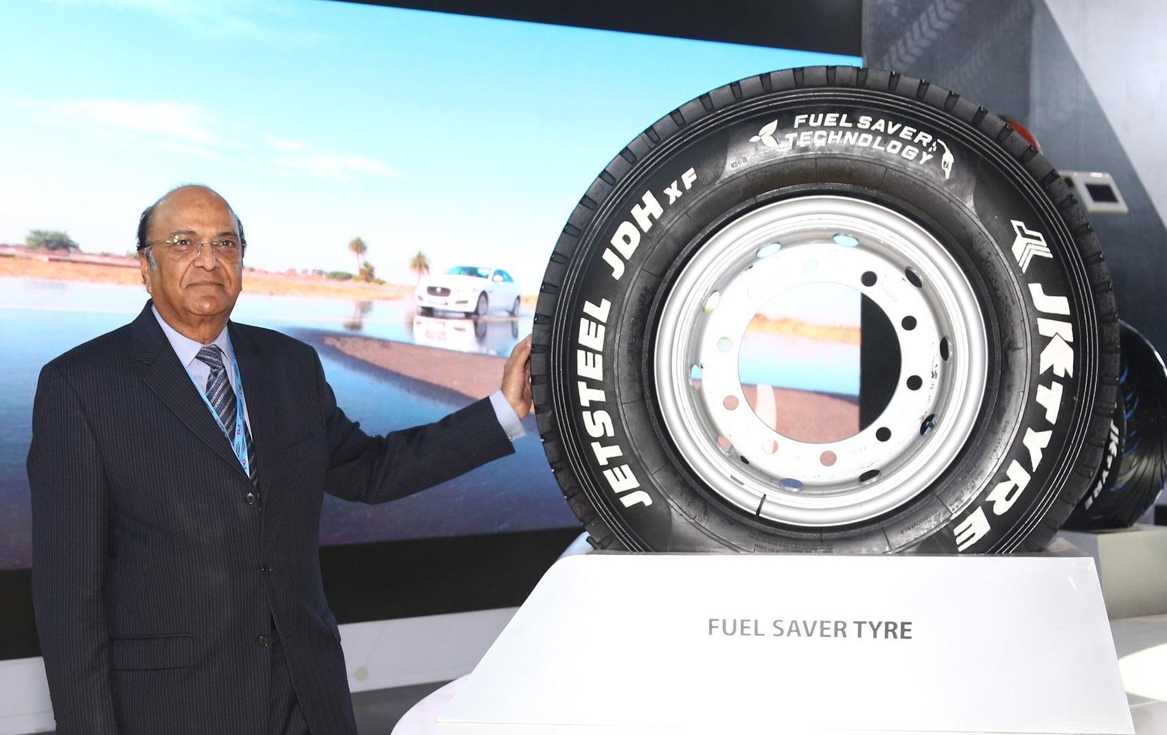 JK Tire выпустила 20-миллионную TBR-шину