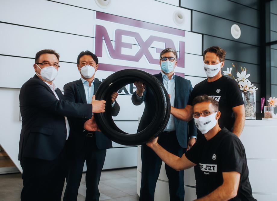 Nexen Tire приняла участие в благотворительной акции в Германии