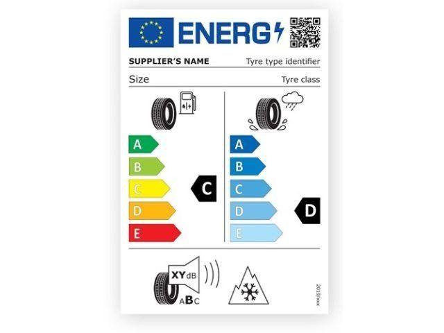 Пересмотренные правила ЕС по маркировке шин вступят в силу в этом месяце