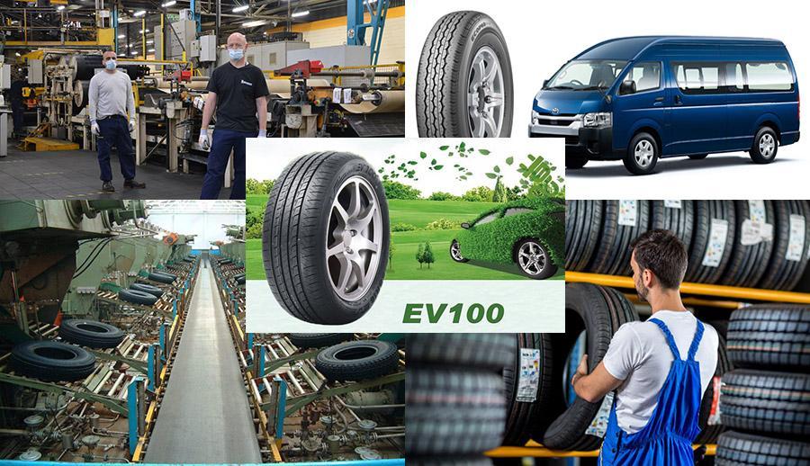 Самое интересное за неделю: ЕС меняет Правила, новые модели шин, Мишлен в Мексике, новый шинный завод в Казахстане и Toyota Hiace на шинах Bridgestone Ecopia
