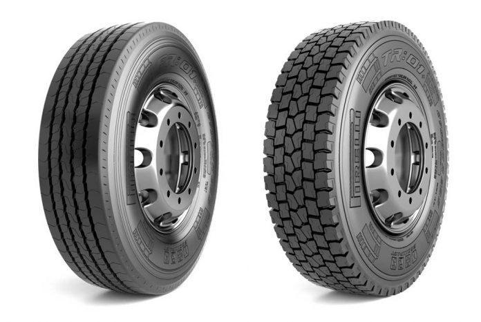 В Турции представлены новые шины Pirelli FR:01 II+ и TR:01 II+ для грузовиков и автобусов