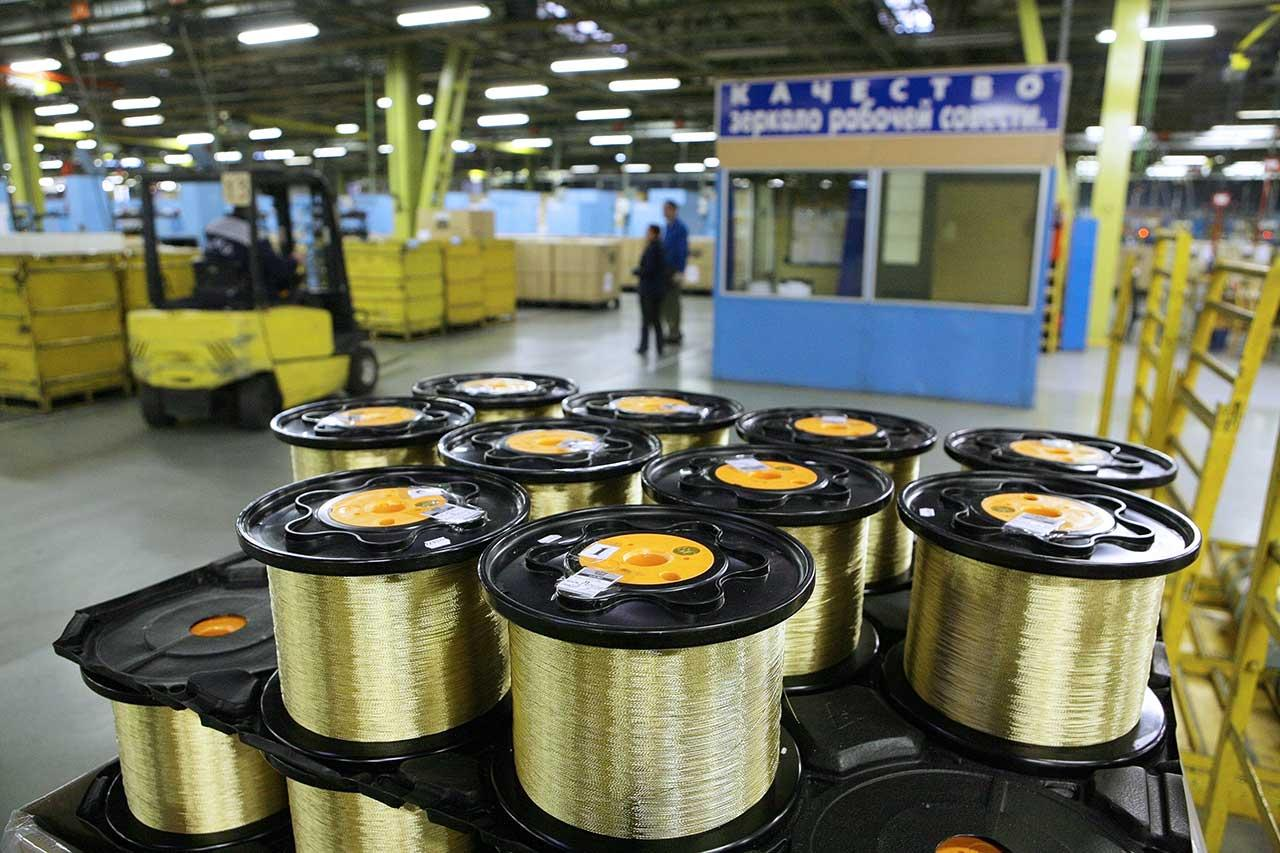 Производитель металлокорда для шин признан лучшим экспортером года в Беларуси