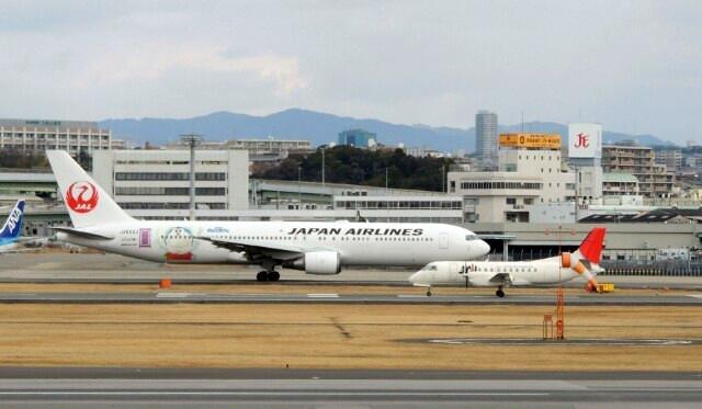 Japan Airlines внедряет технологии Bridgestone для прогнозирования износа авиашин