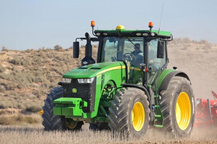 На фоне пандемии российский рынок аграрных шин остается стабильным