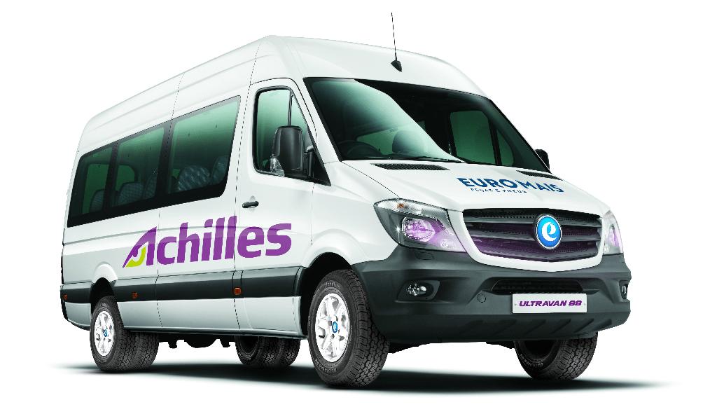 Новые коммерческие шины Achilles Ultravan 88 добрались до рынка Европы