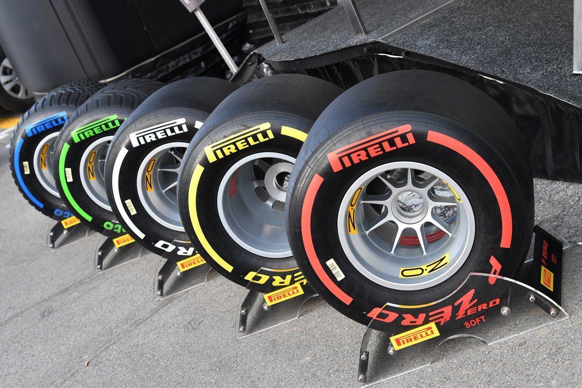 В сезоне-2020 команды F1 будут получать от Пирелли одинаковые наборы гоночных сликов