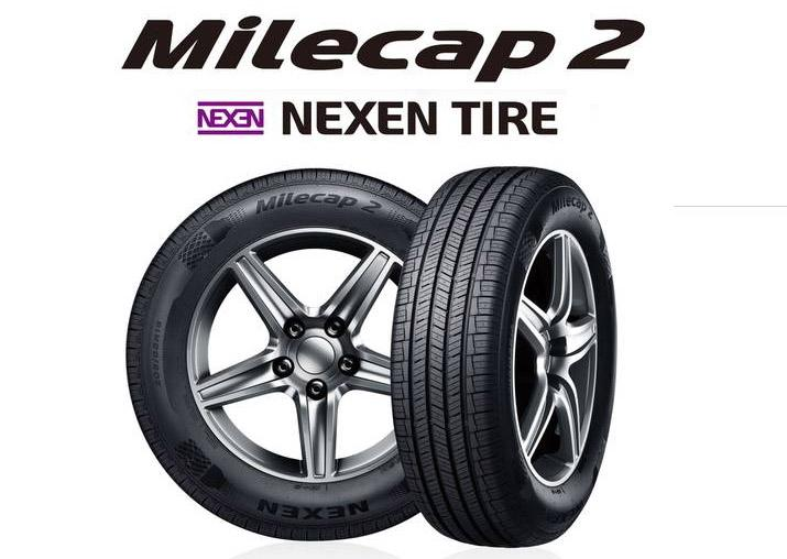 Nexen представила на внутреннем рынке новую высокопроизводительную всесезонку Milecap 2