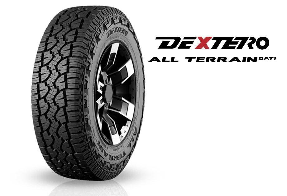 Dextero представила новые вседорожные всесезонки All Terrain DAT1