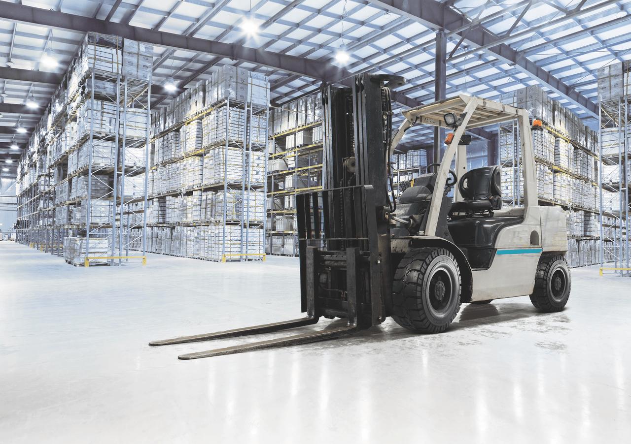 BKT расширяет линейку шин Maglift для погрузчиков