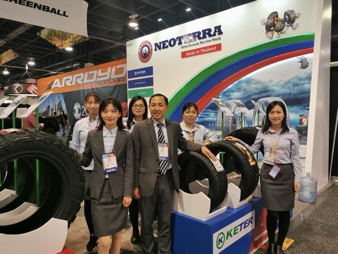 Шины бренда NeoTerra выходят на американский рынок
