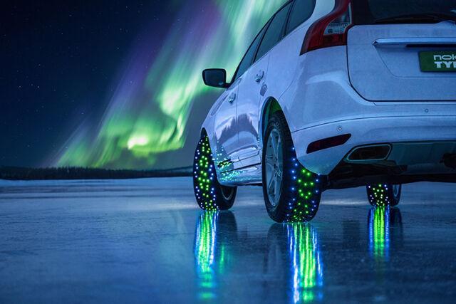 Специалисты Nokian Tyres рассказали о преимуществах «умных» шин