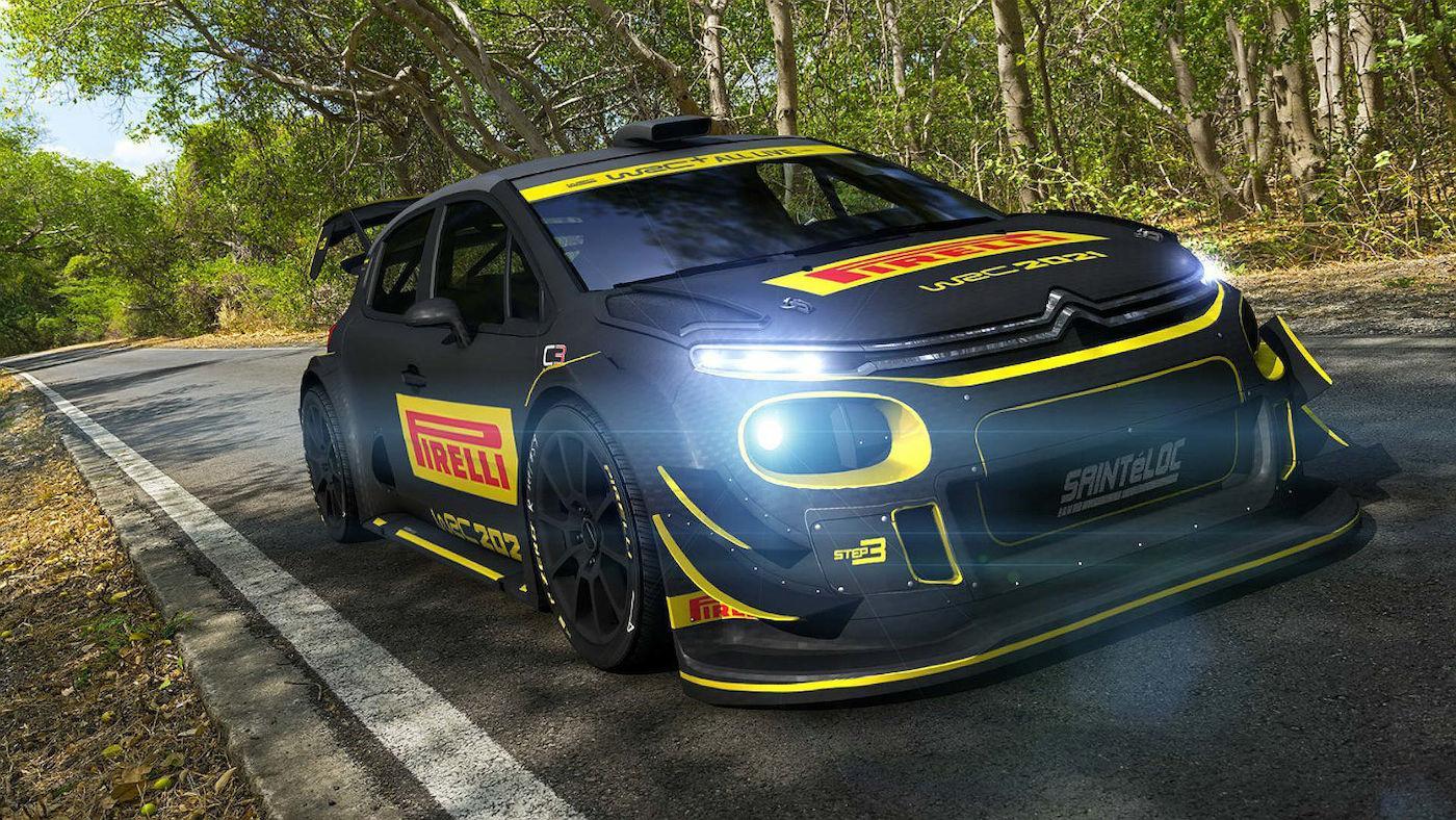 Пирелли продолжит тестирование раллийных шин для WRC на Сардинии