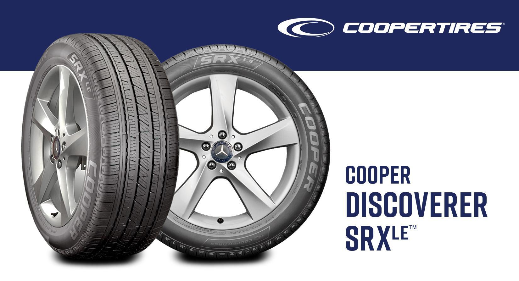 Всесезонки Cooper Discoverer SRX LE включены в список оснащения новых Mercedes-Benz GLS