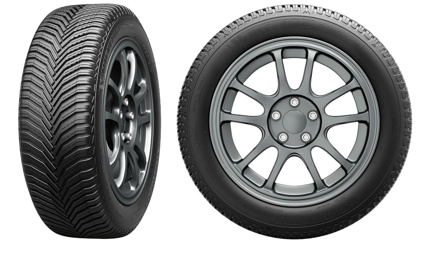 Мишлен готовит к запуску новую пассажирскую шину Michelin CrossClimate 2