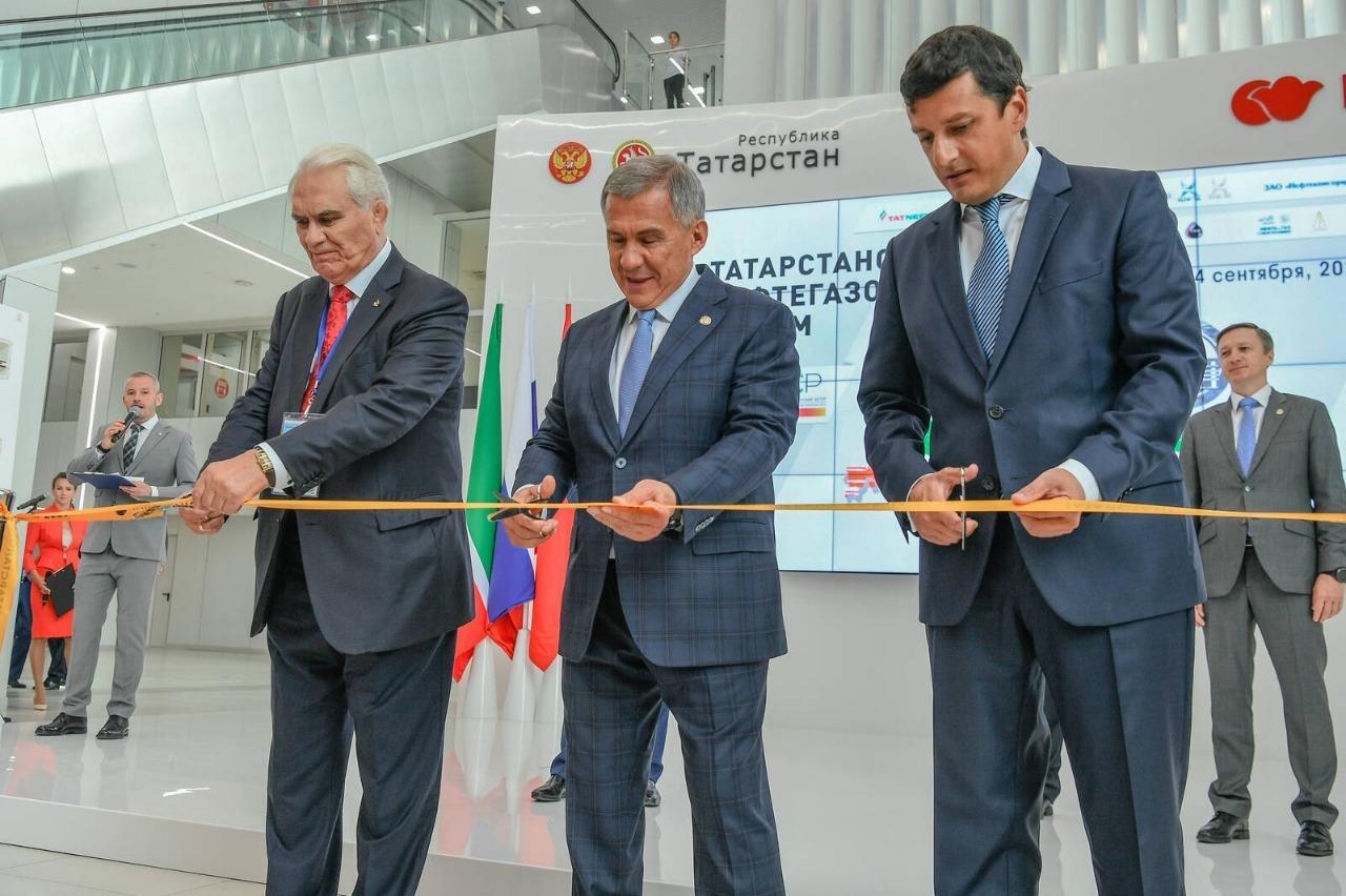 «Нижнекамскнефтехим» на Татарстанском нефтегазохимическом форуме