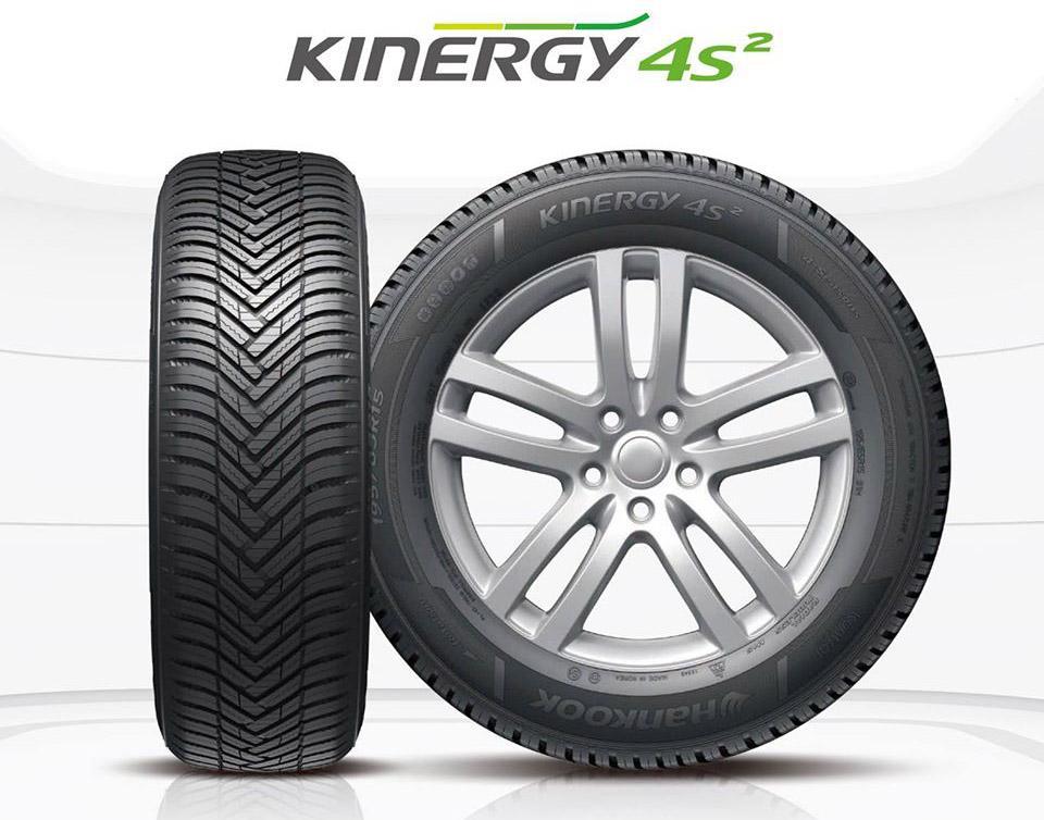Hankook Kinergy 4S2 выходит на североамериканский рынок