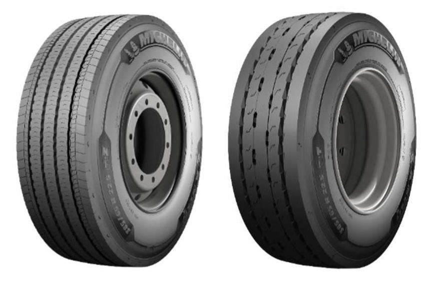 Мишлен представил новые шины с повышенной грузоподъемностью для лесозаготовок