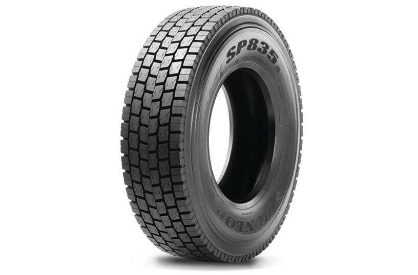 Sumitomo Rubber представила в Южной Африке новые грузовые шины Dunlop