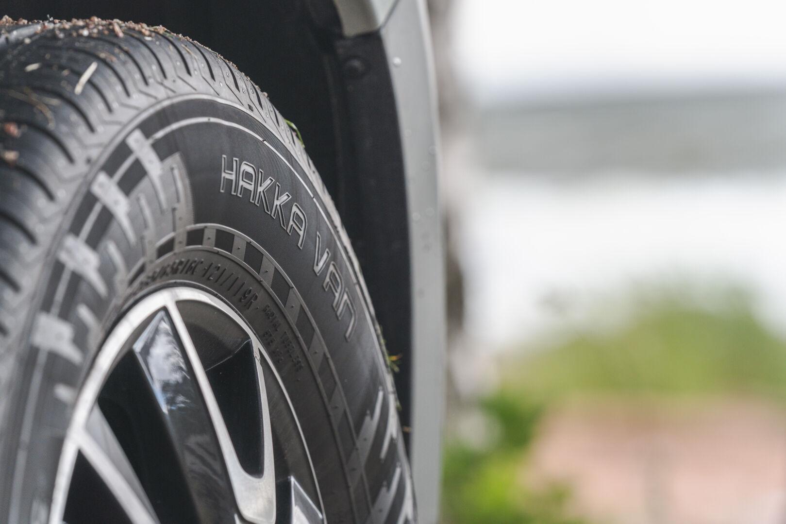 Летние шины Nokian Hakka Van -  новое решение премиум-класса для минивэнов и коммерческого транспорта