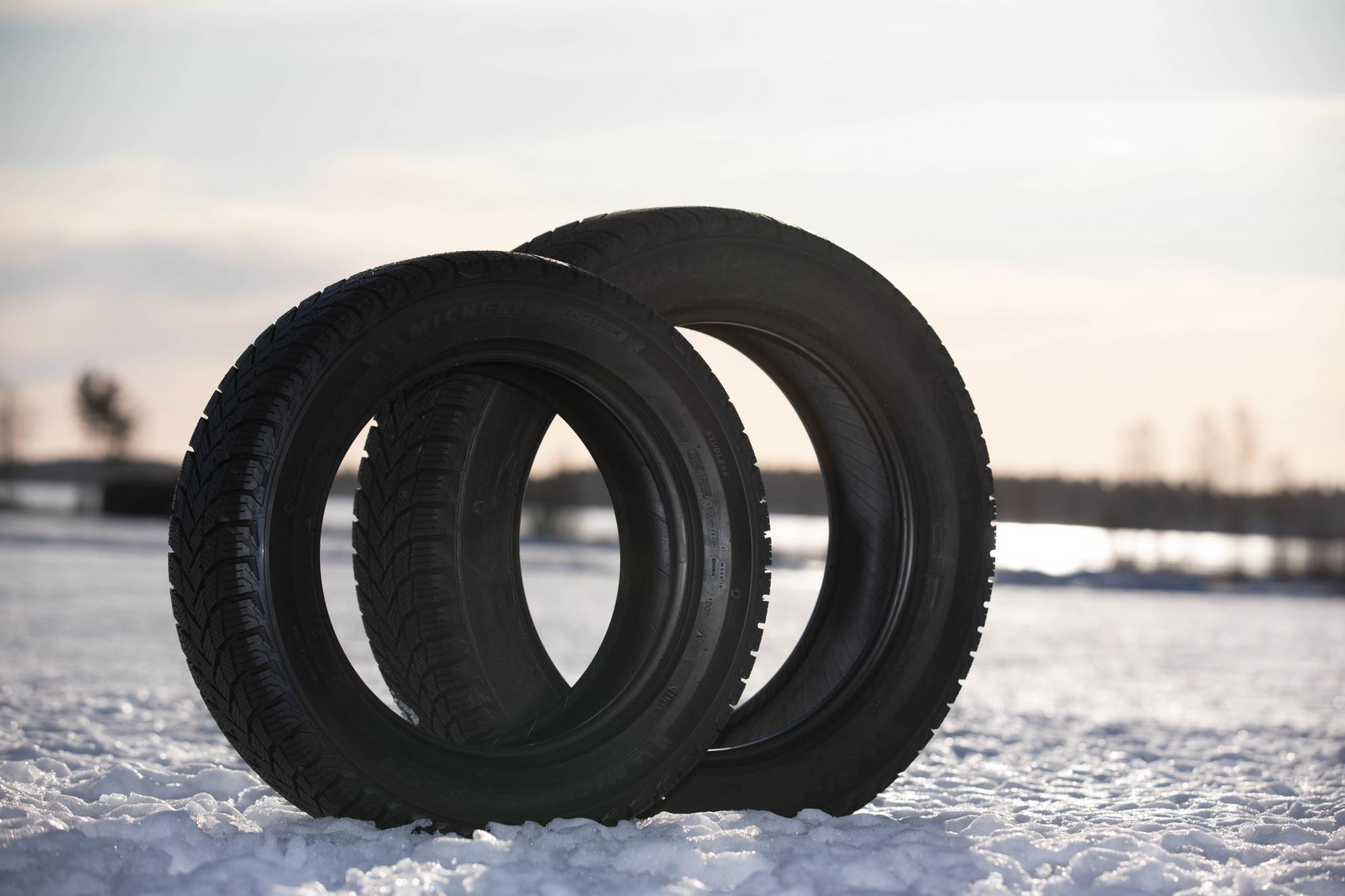 Мишлен официально представил в России новую фрикционку Michelin X-Ice Snow
