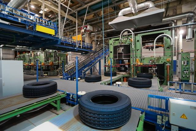 Kama Tyres и Siemens продолжают сотрудничество в рамках проекта по развитию производства ЦМК шин