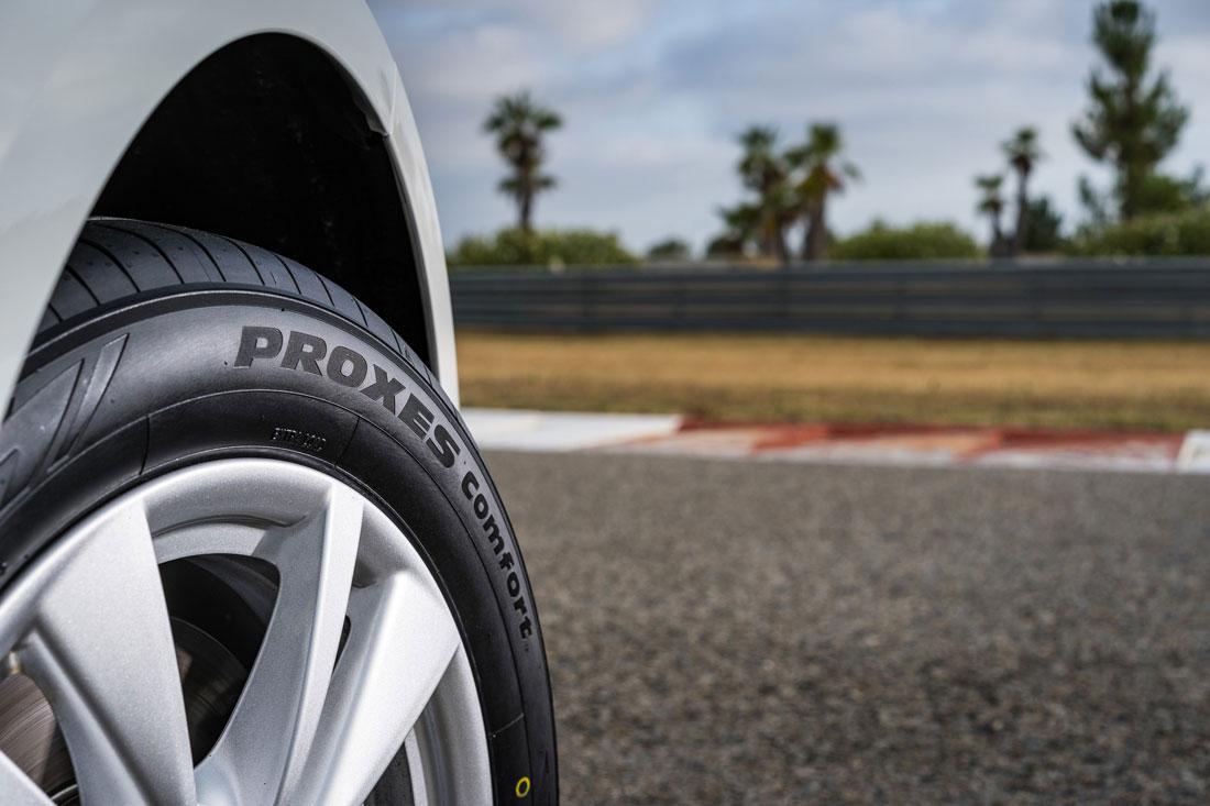 Toyo анонсировала запуск новой летней шины Proxes Comfort