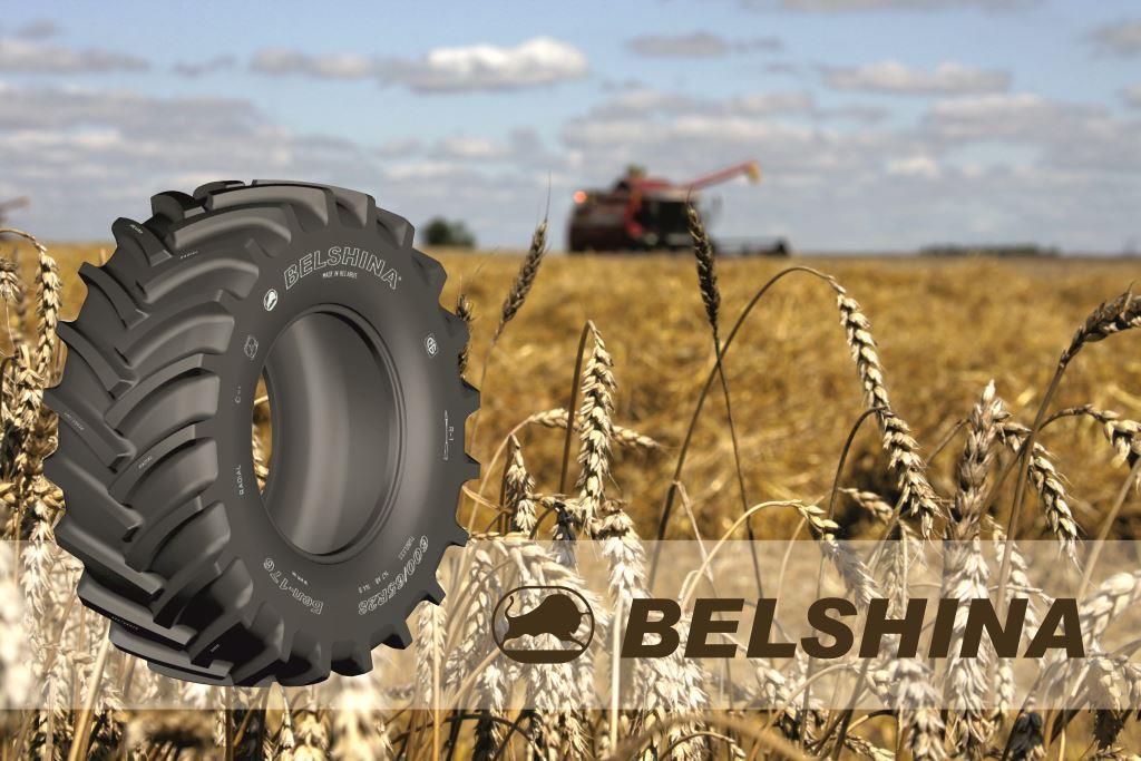 Бобруйские шинники расширяют ассортимент продукции для мощных сельхозмашин