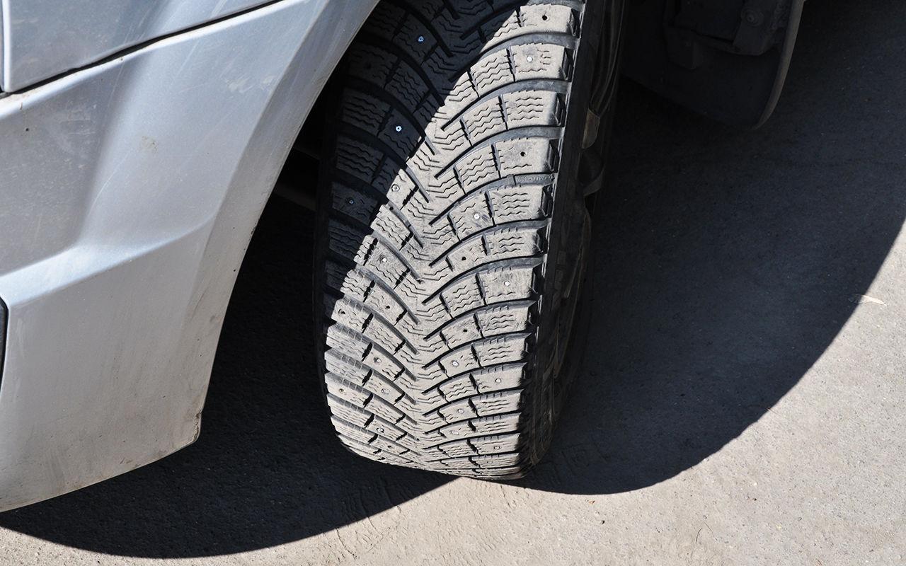 Запрет на летние шины зимой и шипованные летом внесут в ПДД