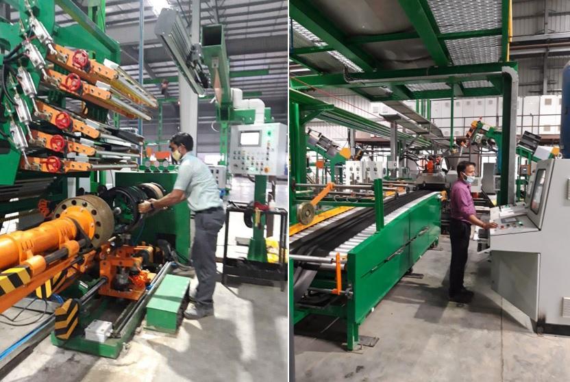 На заводе Mahansaria Tyres в Гуджарате стартовало производство OHT-шин бренда Ascenso