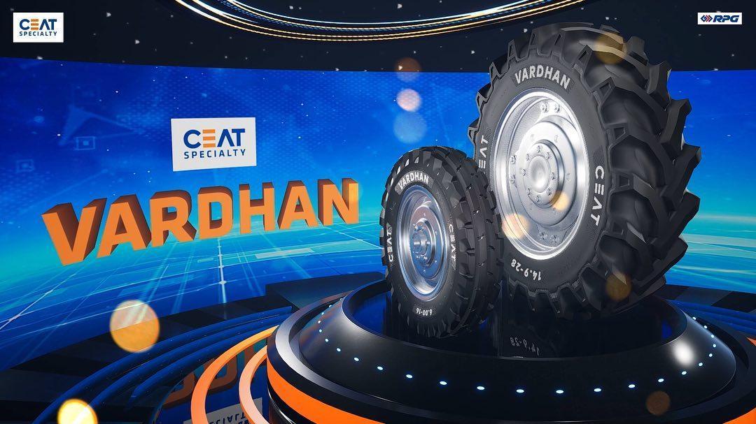 CEAT представила новую линейку тракторных шин Vardhan