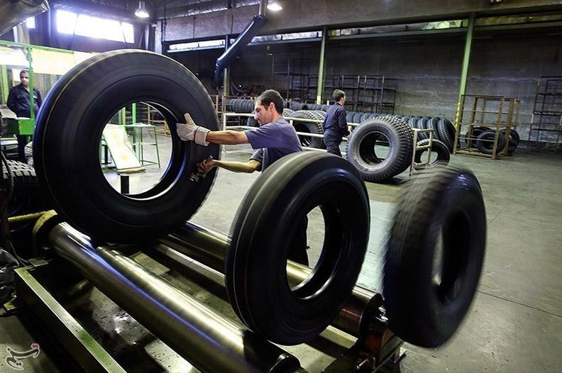 Иран наращивает производство шин несмотря на нехватку сырья